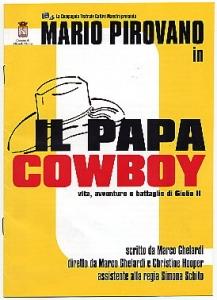 Il Papa Cowboy