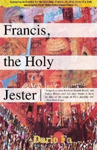 book 'Francis the Holy Jester': cover