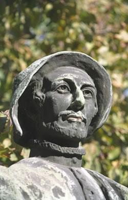busto del Ruzzante