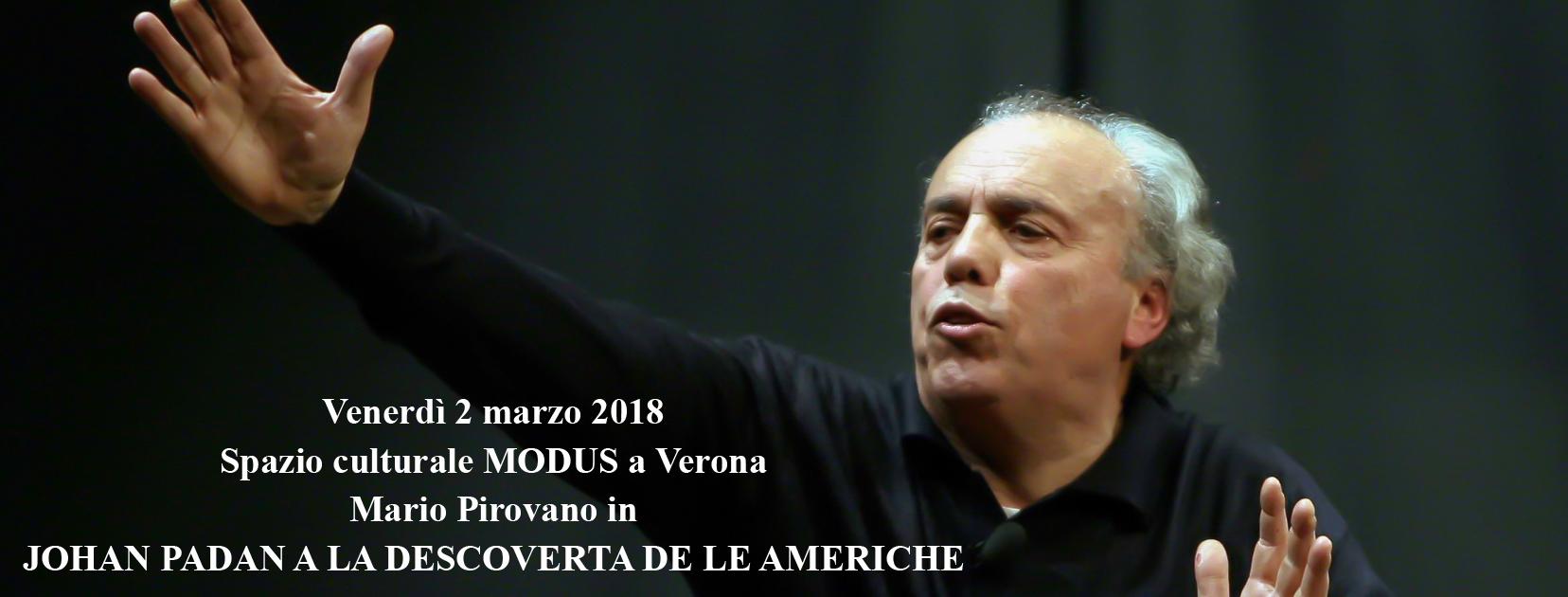 Mario Pirovano Johan Padan Dario Fo Verona